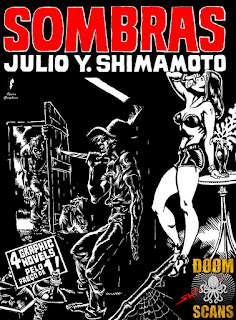 julio y. shimamoto, graphic novel, opera graphica,