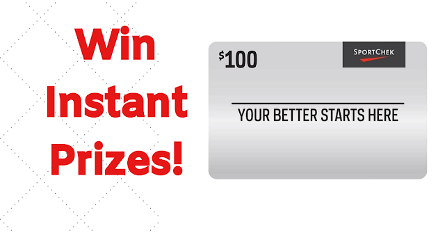 Win a prize instantly