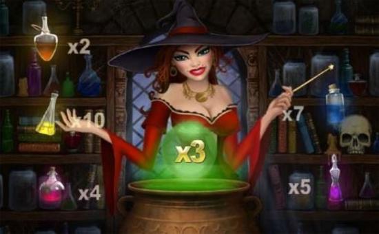 Bonus Level 3 Halloween Fortune Slot Online