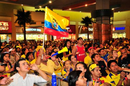 abierta señal quito partido ecuador bolivia