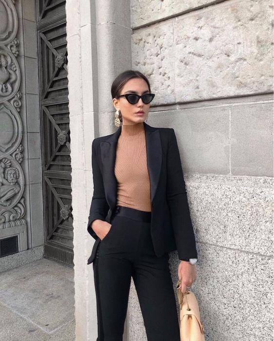 Como conseguir um look elegante mesmo sendo básico
