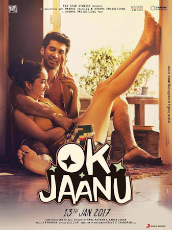 OK Jaanu (2017) Movie Poster