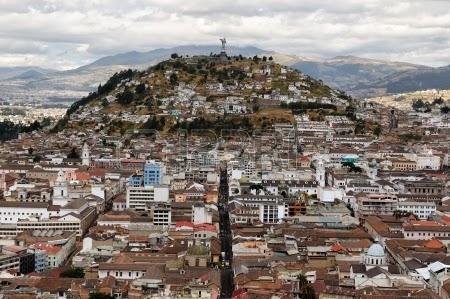 la capital de ecuador es quito