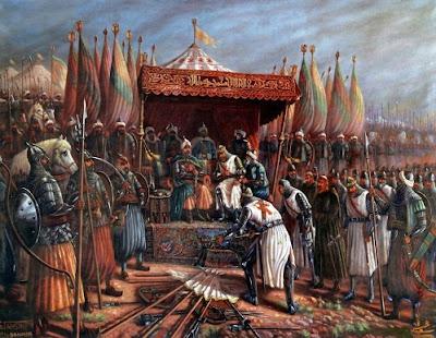 tentara atau pasukan muslim