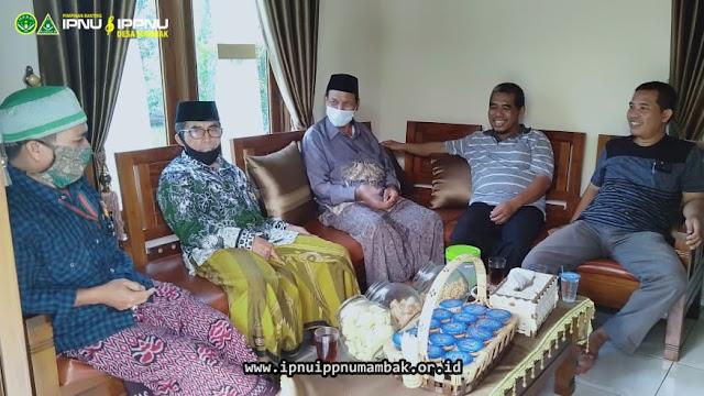 MWCNU Pakis Aji Silaturahim dan Monitoring Haul Massal ke PR NU Desa Mambak