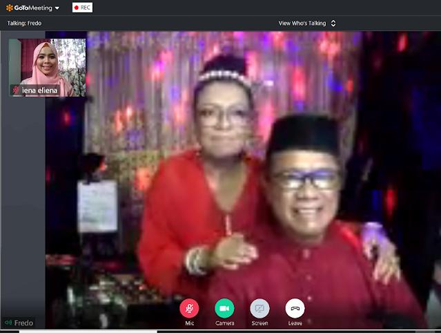 Menteri Perlancongan Kesenian dan Kebudayaan Yang Berhormat Dato' Sri Nancy binti Shukri Menyambut Baik Program Malaysia Virtual Experience MyVXAp
