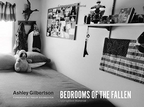 Bedrooms of the Fallen by Ashley Gilbertson and Philip Gourevitch