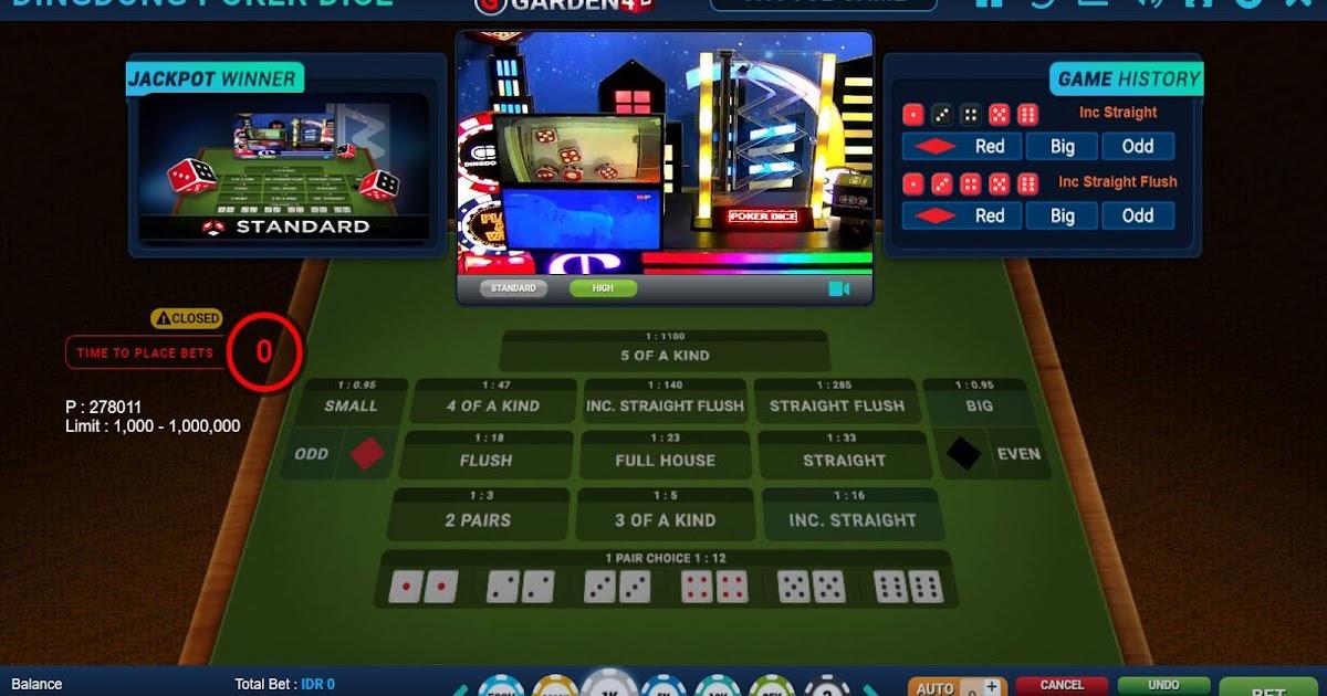 Dingdong Poker Dice ~ Bo Togel Resmi - Bandar Togel Online ...