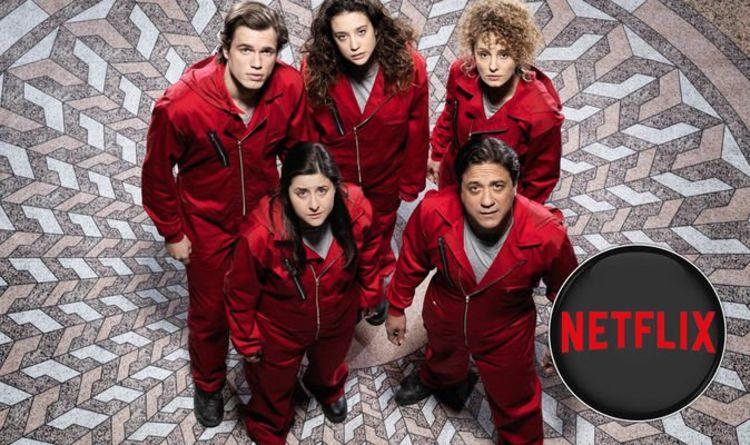 la casa de papel saison 3 streaming netflix