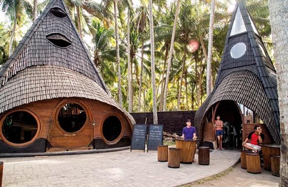 keindahan wisata rumah coklat di jasri karangasem bali