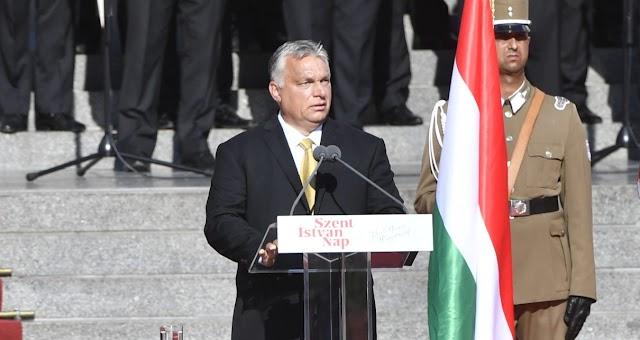 Orbán Viktor: Az ország a megsemmisülés szélére szorítva újra és újra utat tör magának