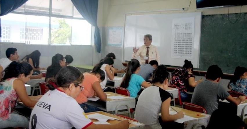 UNAP: Con éxito se desarrolló examen de admisión 2019 a la Universidad Nacional de la Amazonía Peruana