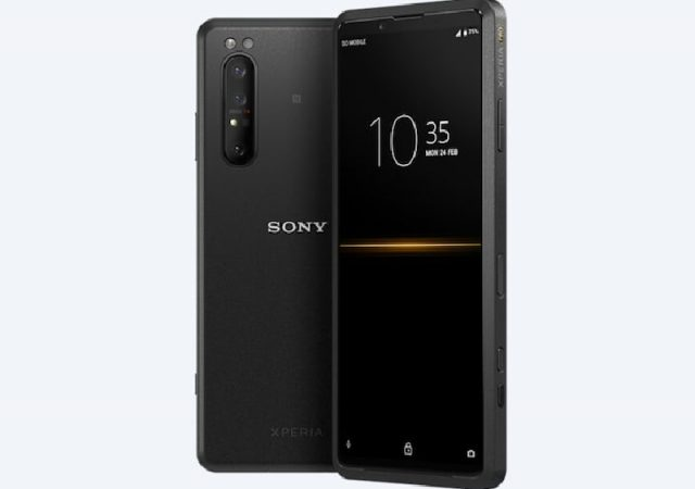 Sony Xperia Pro With Micro-HDMI Port Launched for Professional Photographers: Price, Specifications