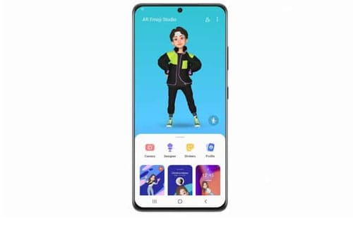 Samsung launched the beta version of Android 12