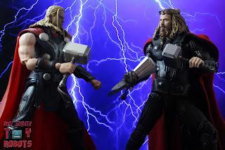 S.H. Figuarts Thor Endgame 11