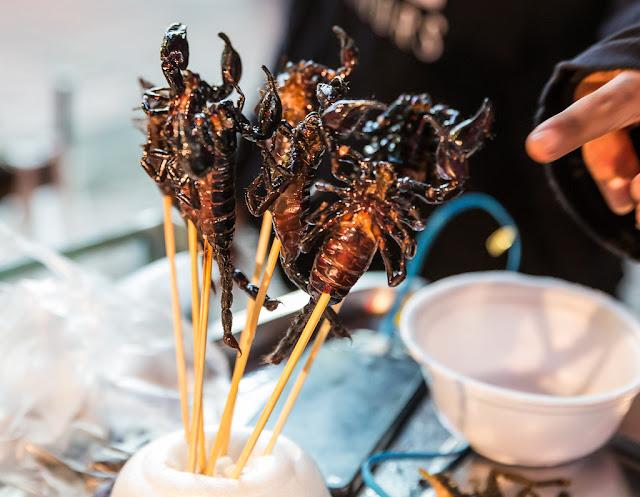 Những món ăn có thể gây chết người nhưng lại khá phổ biến ở Thái Lan