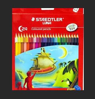 Pensil Staedtler Luna Coloured