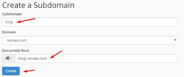 Cara Membuat Subdomain di Namecheap, Blogspot dan WordPress