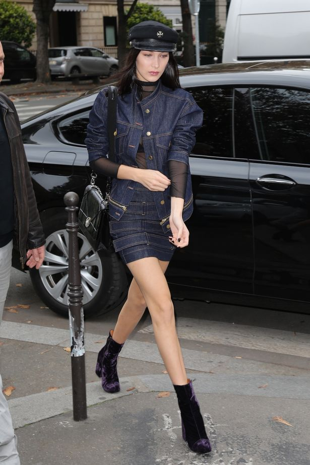 FAMEFLYNET-Bella-Hadid-Spotted-Leaving-The-George-V-Hotel-In-Paris-568996