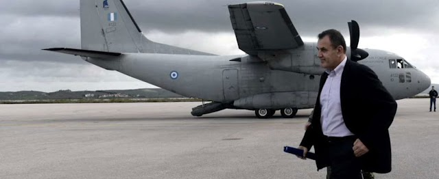 Παναγιωτόπουλος: Πιθανή η συντήρηση των C-130 από εταιρεία του Ισραήλ – Εξαρτάται από ΕΑΒ