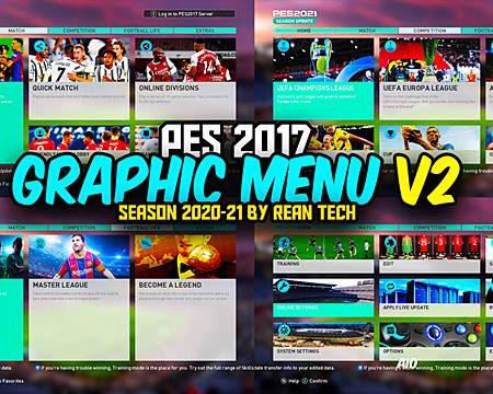 PES 2017 RT Graphic Mods PES 2021 V2