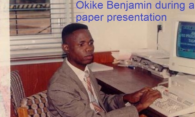 Benjamin Okike Biography and Profile