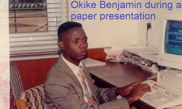 Benjamin Okike Biography and Profile