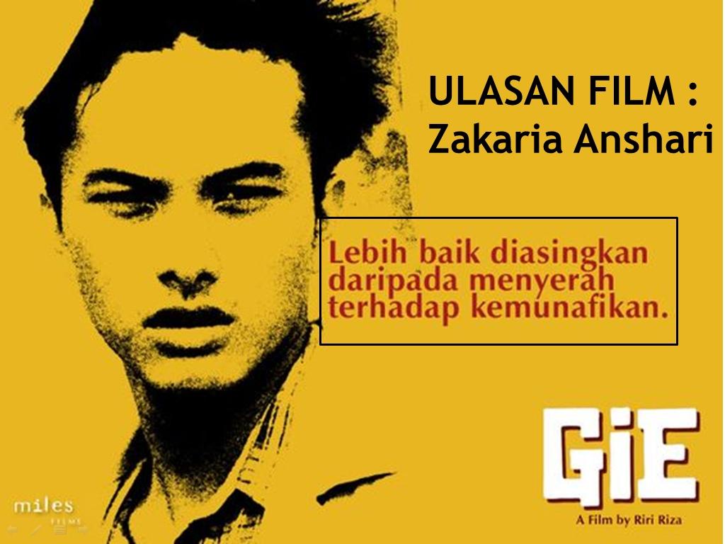 Ulasan Film : Gie (2005)