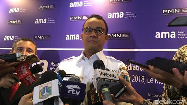 Usai Ganti Dirut TransJ, Anies Kini Rombak Direksi Bank DKI