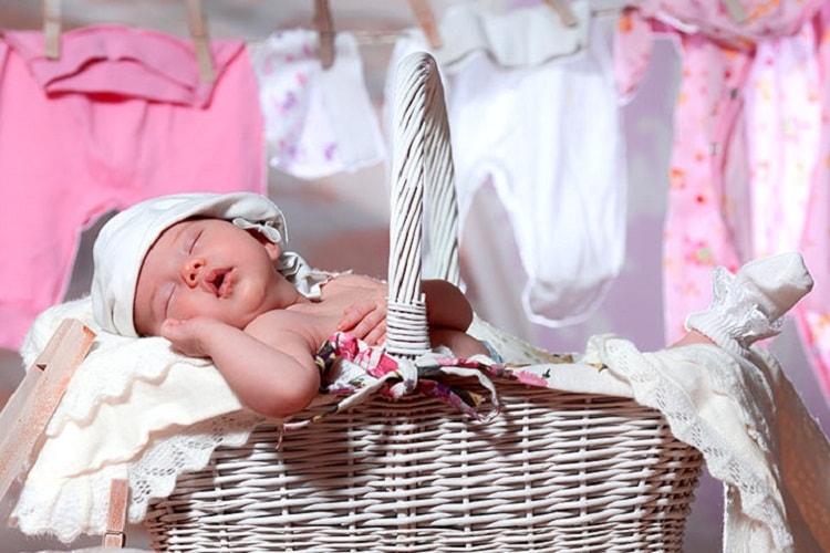 Deterjen khusus baju bayi