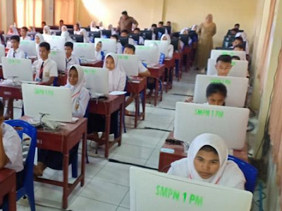 Kumpulan Contoh Soal Kisi-Kisi UN SMP Lingkup Materi Membaca Sastra - UNBK SMP 2020