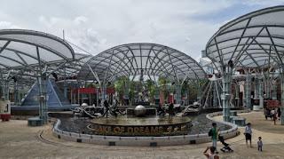 Isla de Sentosa o Sentosa Island, Singapur o Singapore.
