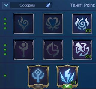 Magic emblem