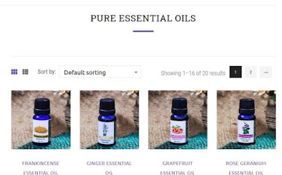 Utama spice essential oil category, review and haul