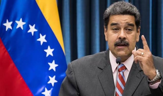 US Offers $15 MILLION Reward For Arrest Of Venezuela's President Maduro