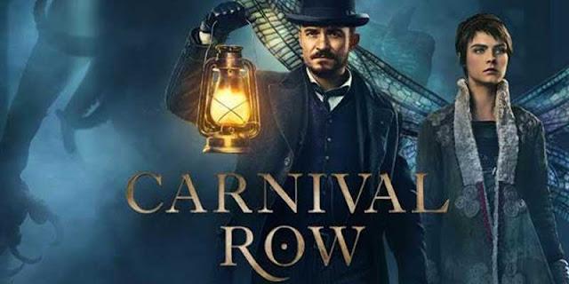 Carnival Row tráiler