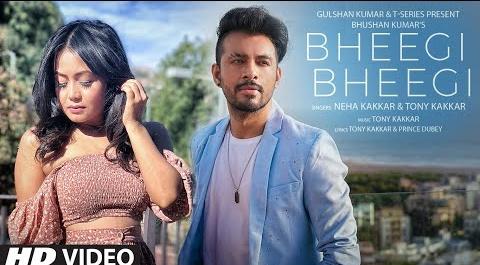 Bheegi Bheegi Song Lyrics | Neha Kakkar ke Gaane