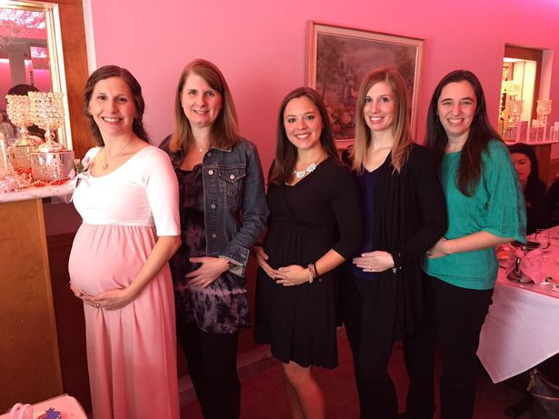 5 Friends who struggled for years to conceive are all Mothers now