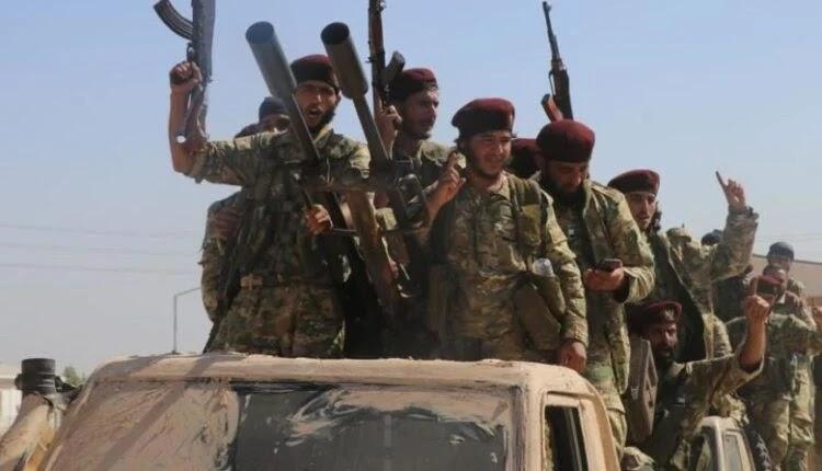 Τούρκοι στρατολογούν τζιχαντιστές για να πολεμήσουν κατά των Ρώσων!