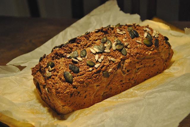 Low Carb Brot gut abkühlen lassen