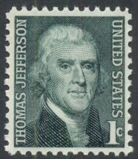 Thomas Jefferson, American lawyer and politician, 3rd President of the United States