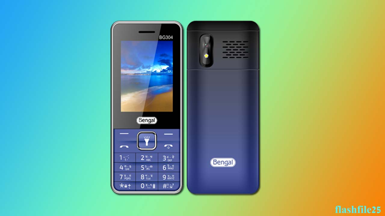 Bengal BG304 Flash File (Stock Firmware). You can easily download after install the flash file on your mobile phone