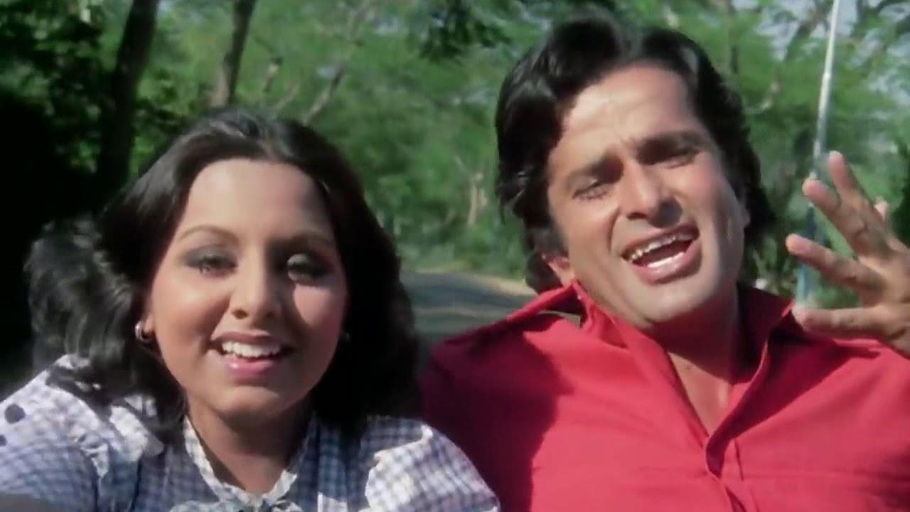 Keh Du Tumhe Ya Chup Rahu Lyrics Deewaar | Shashi Kapoor