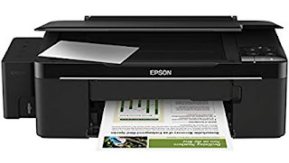 Printer/Scanner Driver Software Epson L200 Free Download