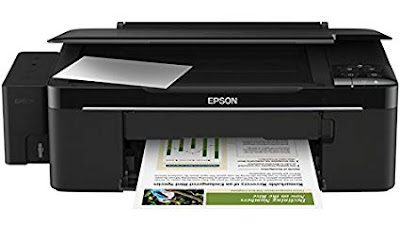 Printer/Scanner Driver Software Epson L200 Free Download