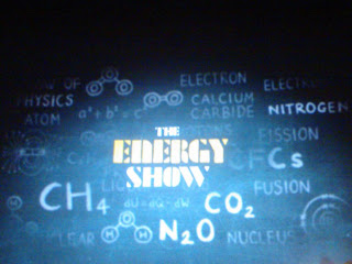 Science Museum - The Energy Show