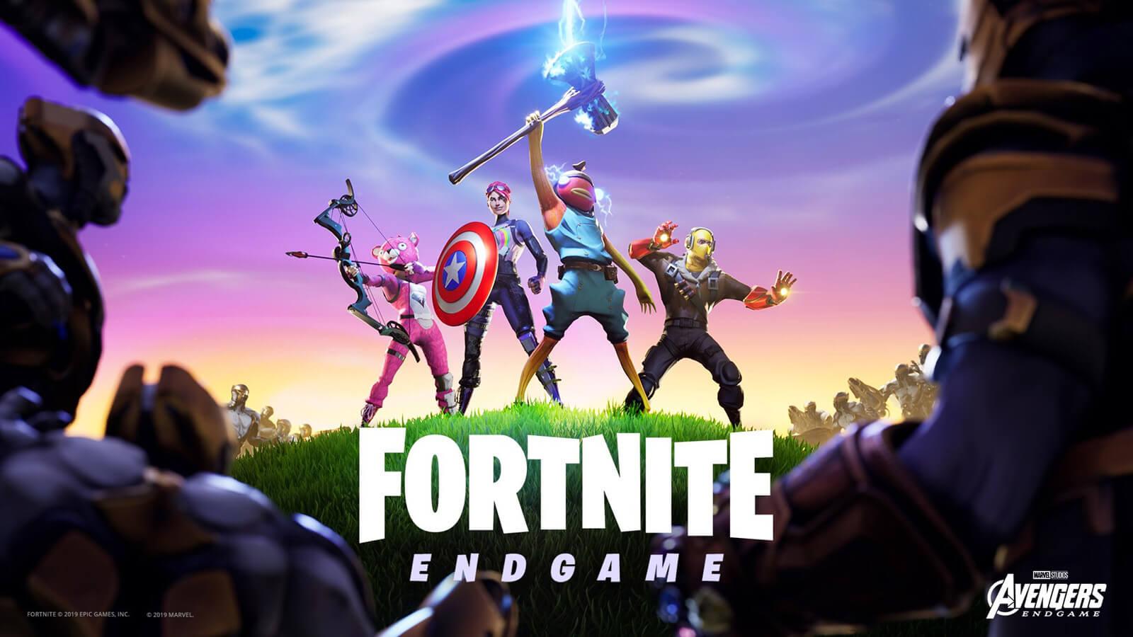 Fortnite X Avengers: Endgame Limited Time Mode - Gameslaught