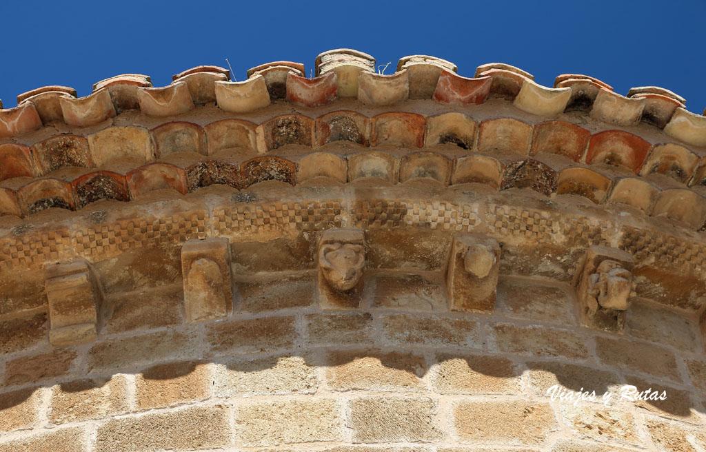 Iglesia de la Asunción de Nuestra Señora, Castillejo de Robledo