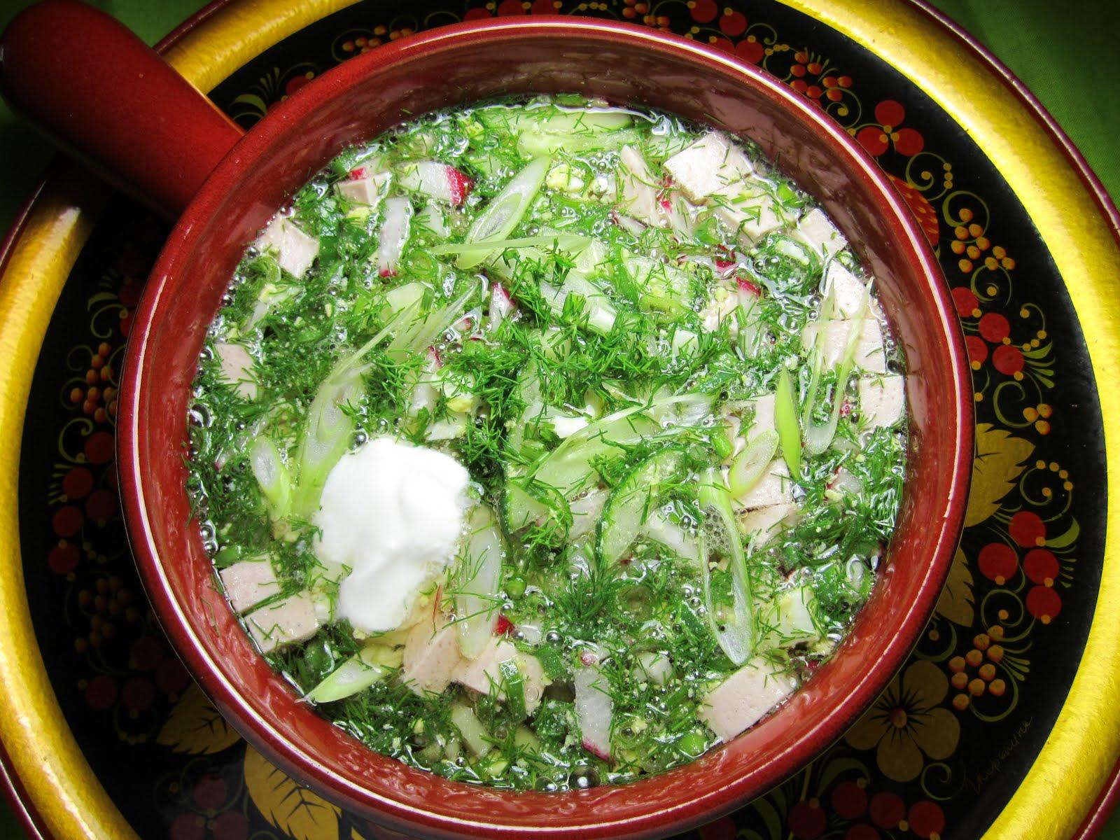 Okroshka Recipe Recipestudio