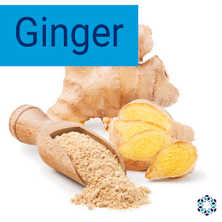 ginger anti-inflammatory spice